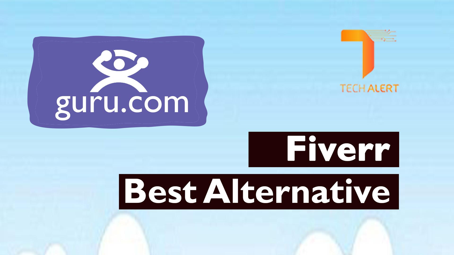 Guru.com fiverr best alternative